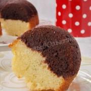 очень красивый и вкусный кекс
