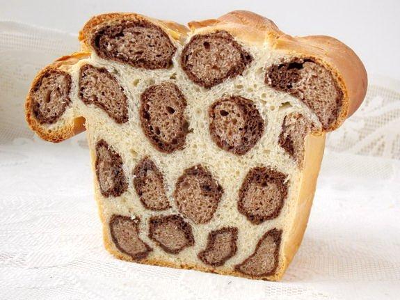 хлеб леопард