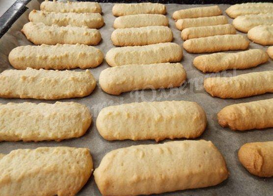 Печенье на сметане через мясорубку