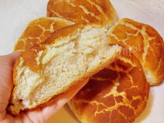 рецепт булочек с тигровым рисунком