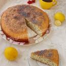 маковый кекс с лимоном
