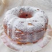 итальянский рождественский кекс панеттоне