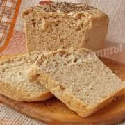 житньо-пшеничний хліб