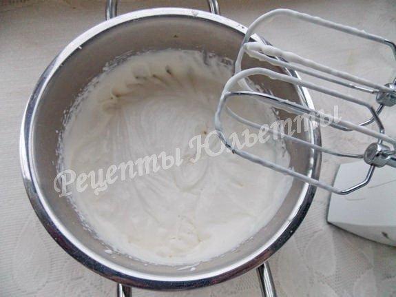 сметанный крем для торта лабиринт