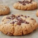 печенье с цельнозерновой мукой и шоколадом