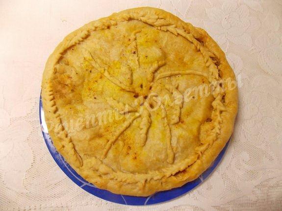 пирог эмпанада