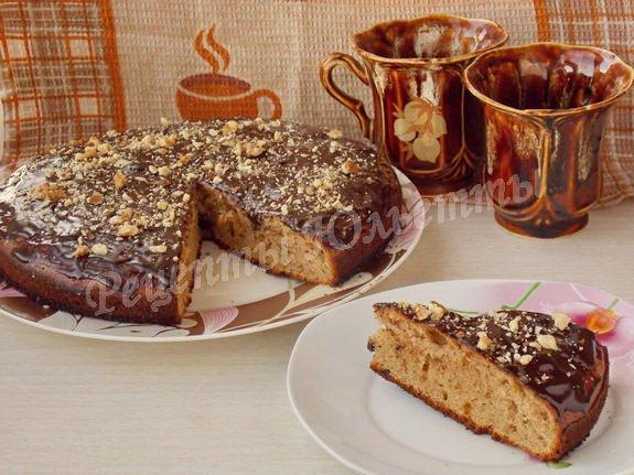 рецепт кекса из дикой пшеницы