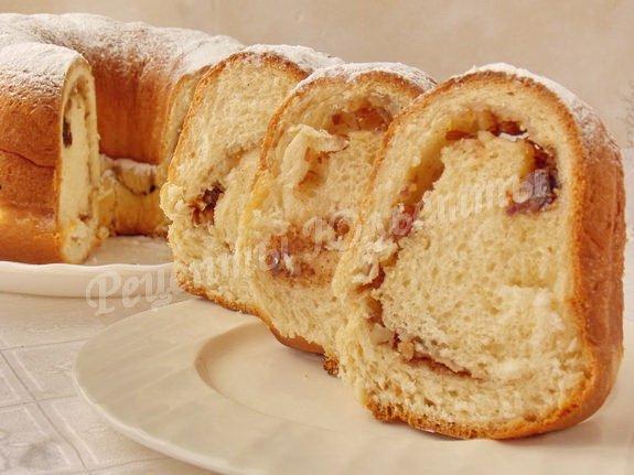 австрийский пасхальный кекс