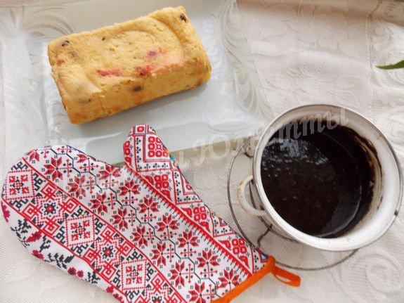 Как варить какао для глазури