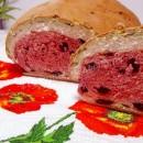 хлеб в виде арбуза