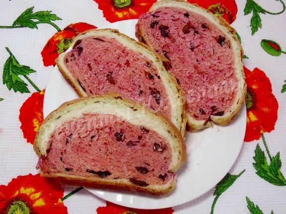 рецепт арбузного хлеба
