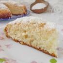 пирог на кефире с кокосовой стружкой