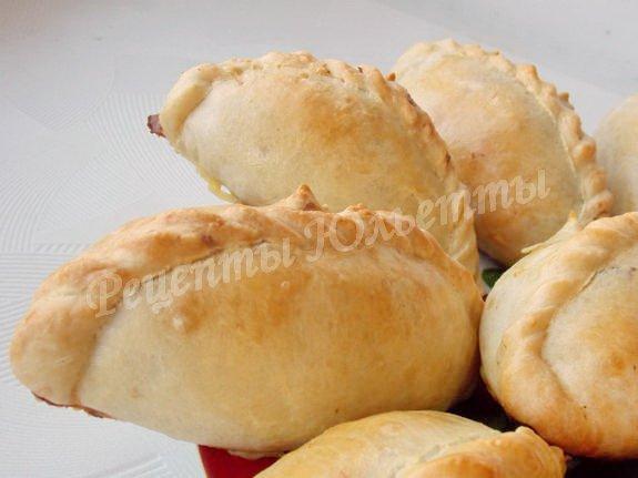 вкусные и красивые пирожки