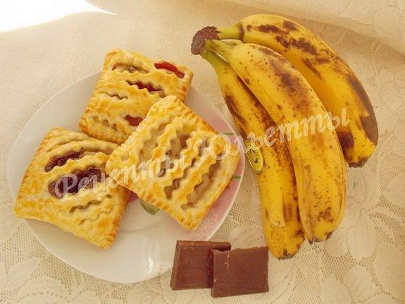 банановые слойки