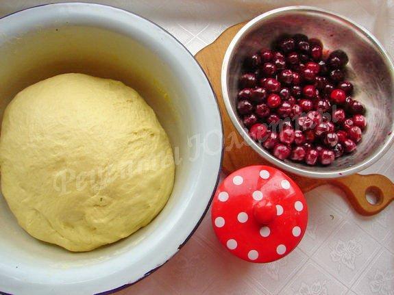 Тесто для пирожков на кефире пышные рецепт