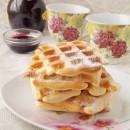 рецепт вафель на сметане