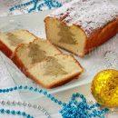 новогодний кекс ёлочка